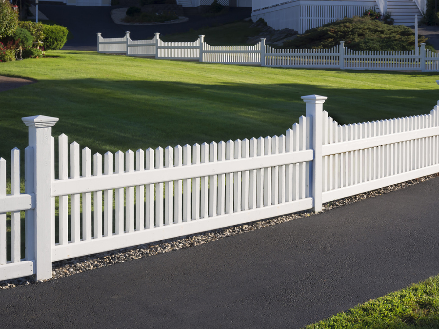 Fences can increase the value of your property and are useful for a variety of purposes.